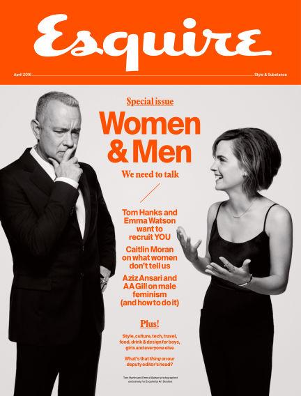 Esquire - UK March 04, 2016 00:00