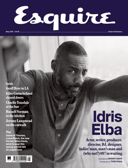 Esquire - UK April 01, 2016 00:00