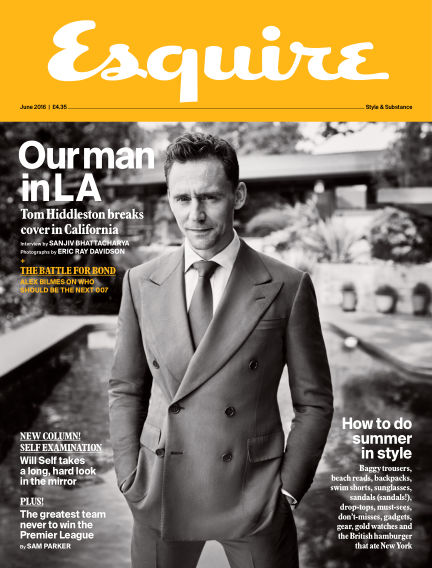 Esquire - UK May 06, 2016 00:00