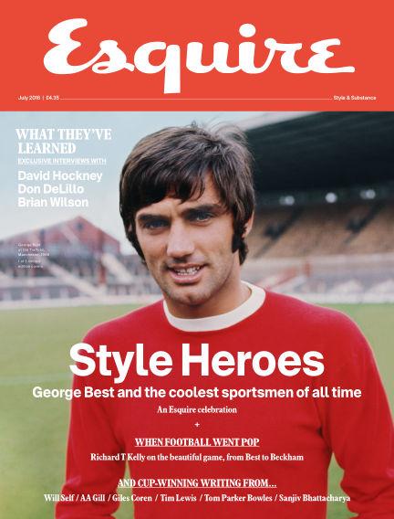 Esquire - UK June 03, 2016 00:00