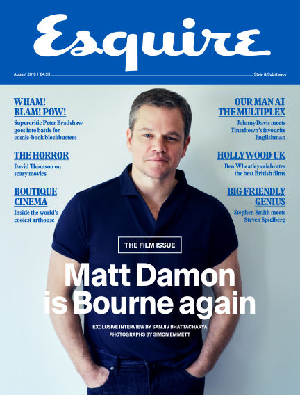 Esquire - UK July 05, 2016 00:00