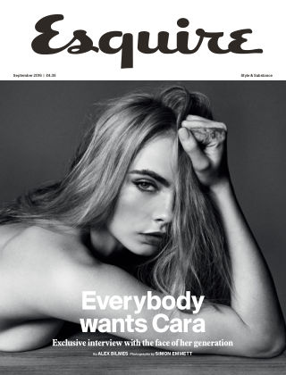 Esquire - UK September 2016