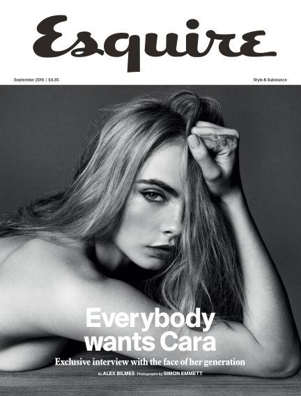 Esquire - UK August 05, 2016 00:00