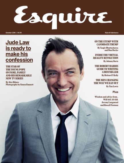 Esquire - UK September 02, 2016 00:00