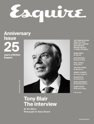 Esquire - UK November 2016