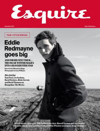 Esquire - UK December 2016