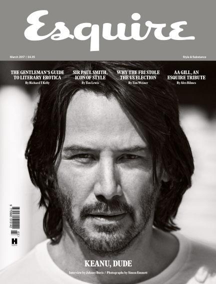Esquire - UK February 14, 2017 00:00