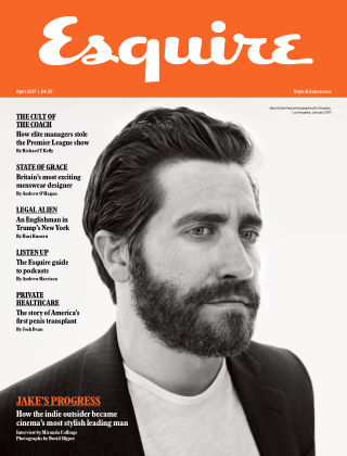 Esquire - UK April 2017