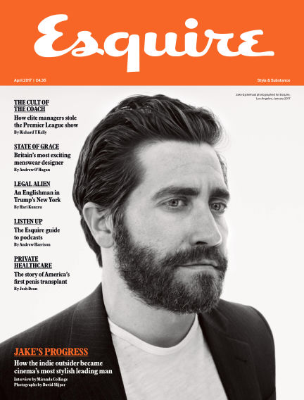 Esquire - UK March 21, 2017 00:00