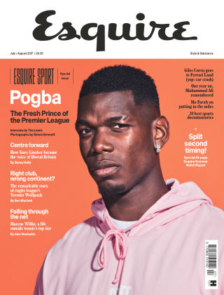 Esquire - UK Jul-Aug 2017