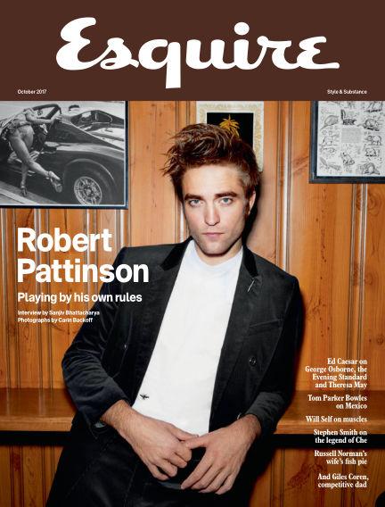 Esquire - UK September 12, 2017 00:00