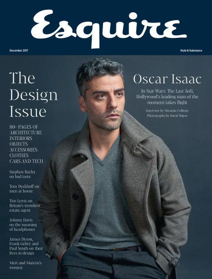 Esquire - UK November 21, 2017 00:00