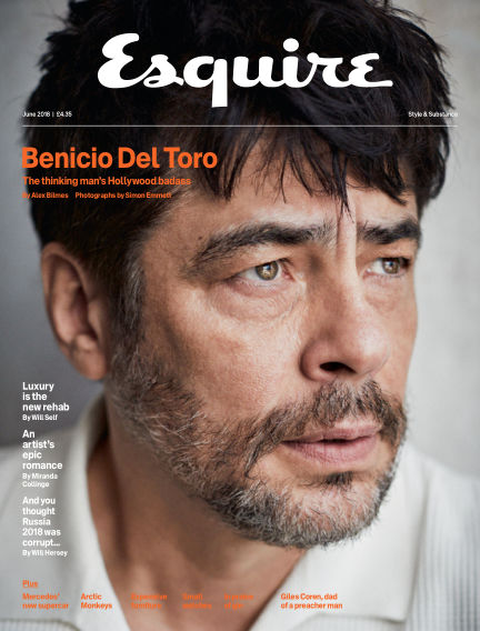 Esquire - UK May 29, 2018 00:00