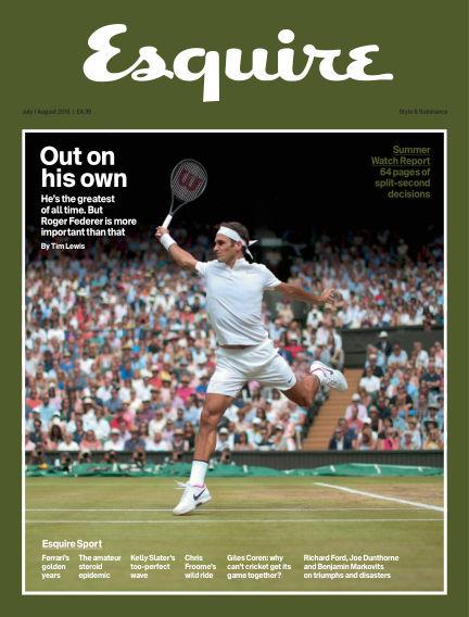 Esquire - UK June 29, 2018 00:00