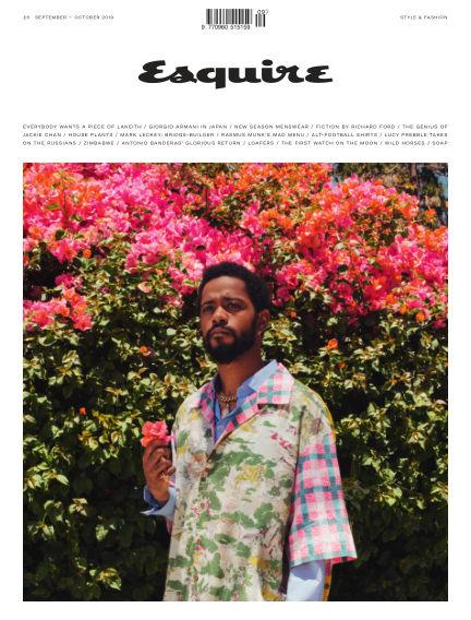 Esquire - UK August 15, 2019 00:00