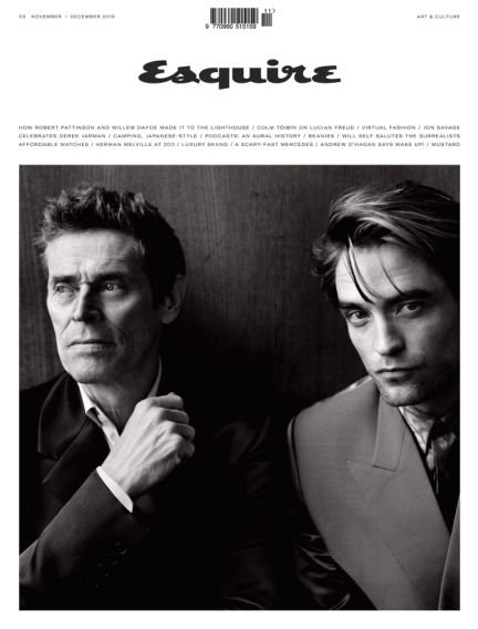 Esquire - UK October 10, 2019 00:00