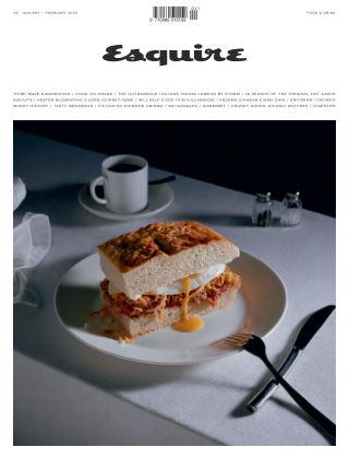 Esquire - UK Jan-Feb 2020