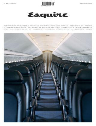 Esquire - UK May-Jun 2020