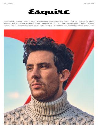 Esquire - UK September 2020