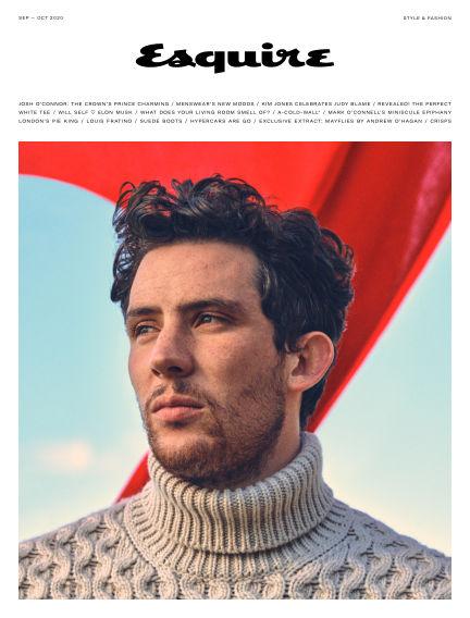 Esquire - UK August 13, 2020 00:00