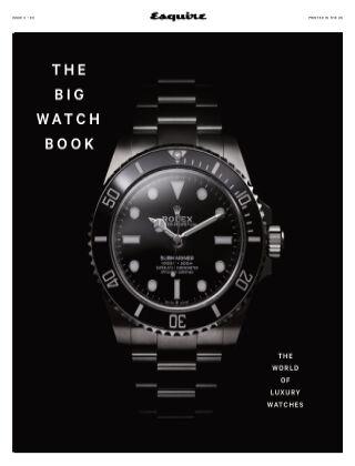 Esquire - UK Big Watch Book 2020
