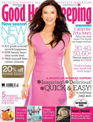 Good Housekeeping - UK March 2016