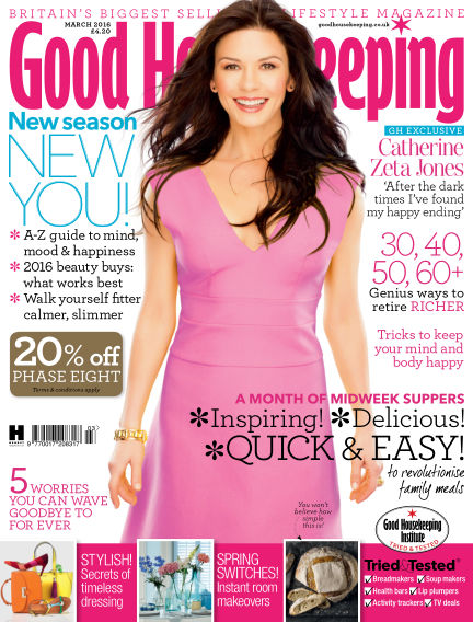Good Housekeeping - UK February 02, 2016 00:00