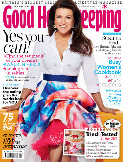 Good Housekeeping - UK June 03, 2015 00:00