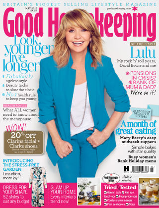 Good Housekeeping - UK May 2016