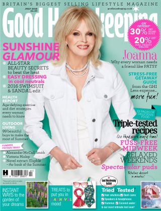 Good Housekeeping - UK July 2016