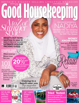 Good Housekeeping - UK August 2016