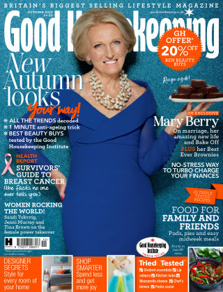 Good Housekeeping - UK October 2016
