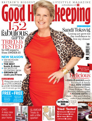 Good Housekeeping - UK November 2016