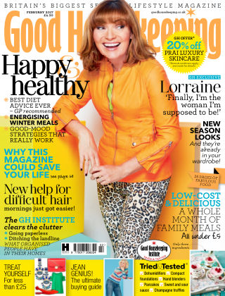 Good Housekeeping - UK February 2017
