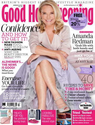 Good Housekeeping - UK March 2017
