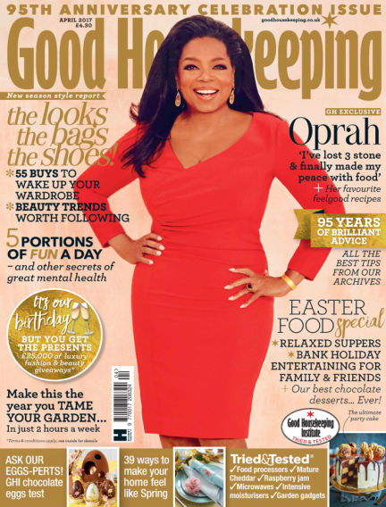 Good Housekeeping - UK March 01, 2017 00:00