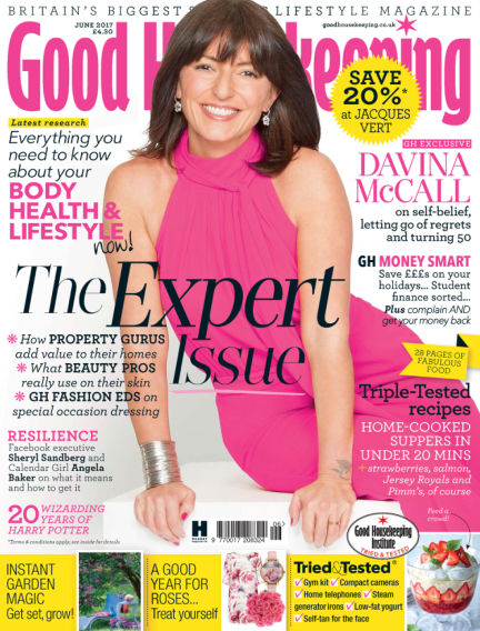 Good Housekeeping - UK May 03, 2017 00:00