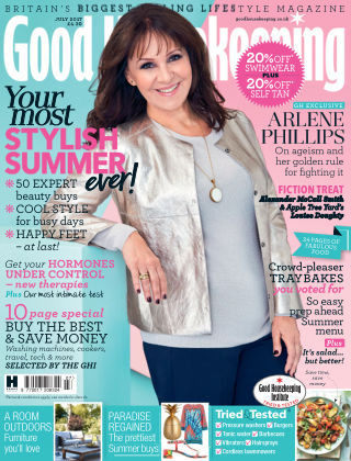 Good Housekeeping - UK Jul 2017