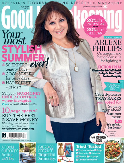 Good Housekeeping - UK May 31, 2017 00:00
