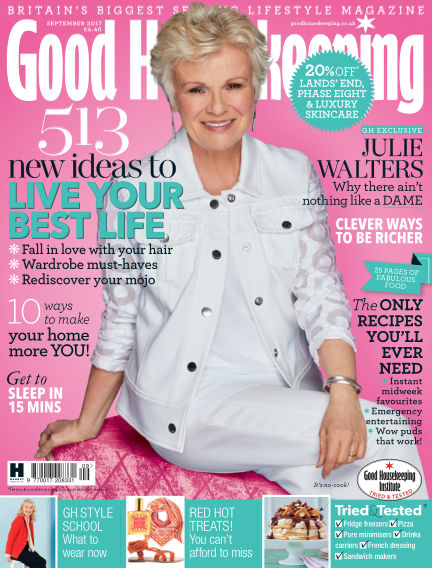 Good Housekeeping - UK August 02, 2017 00:00