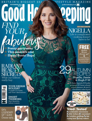 Good Housekeeping - UK Nov 2017
