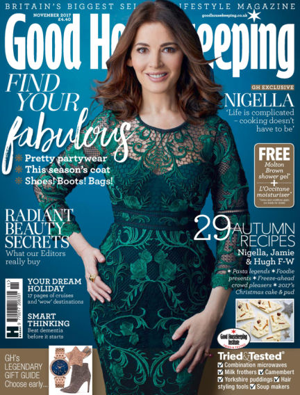 Good Housekeeping - UK September 27, 2017 00:00