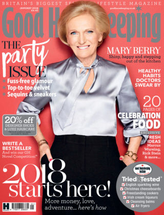 Good Housekeeping - UK Jan 2018