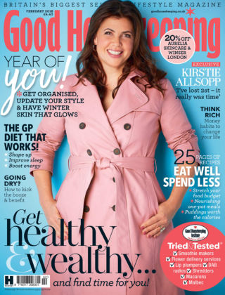 Good Housekeeping - UK Feb 2018