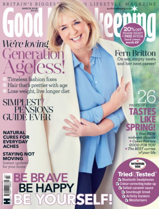Good Housekeeping - UK Mar 2018