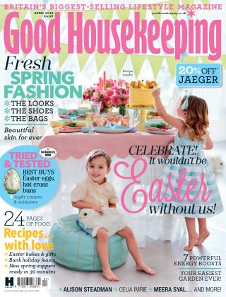Good Housekeeping - UK Apr 2018