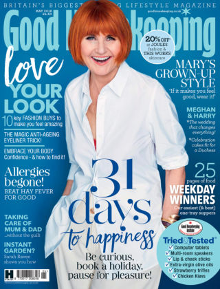 Good Housekeeping - UK May 2018