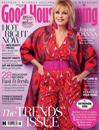 Good Housekeeping - UK Jun 2018
