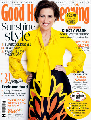 Good Housekeeping - UK Jul 2018