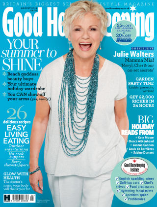 Good Housekeeping - UK Aug 2018